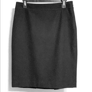 Ann Taylor Double Slit Skirt Size 8P